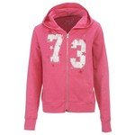 BCG™ Girls' Stretch Zip Up Hoodie