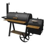 Browning Charcoal/Wood Smoker