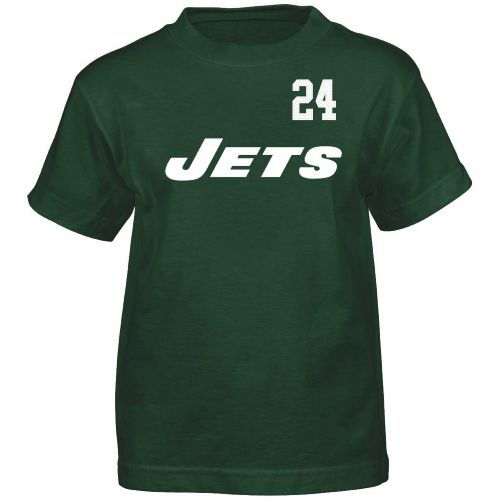 Reebok Boys' Game Gear New York Jets Darrelle Revis #24 T-shirt