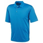 PGA Tour Men's Pencil Stripe Polo