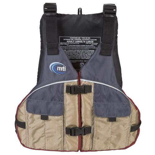 MTI Adventurewear Heritage Paddlesport Personal Flotation Device
