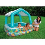 INTEX® Kids' Sunshade Pool with Canopy