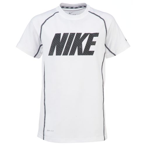 Nike Boys' Speed Fly GFX Short Sleeve Top