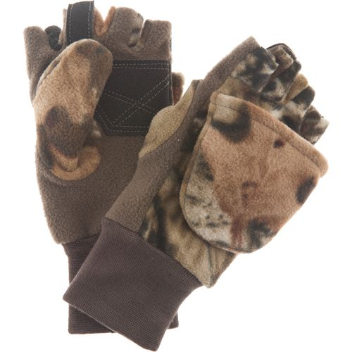 Game Winner® Kids' Thinsulate™ Insulated Fleece Convertible Gloves