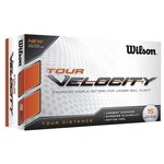 Wilson Tour Velocity Distance Golf Balls 15-Pack
