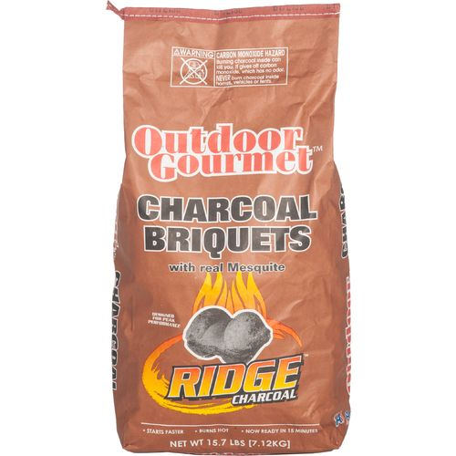 Outdoor Gourmet 15.7 lbs Mesquite Charcoal Briquettes