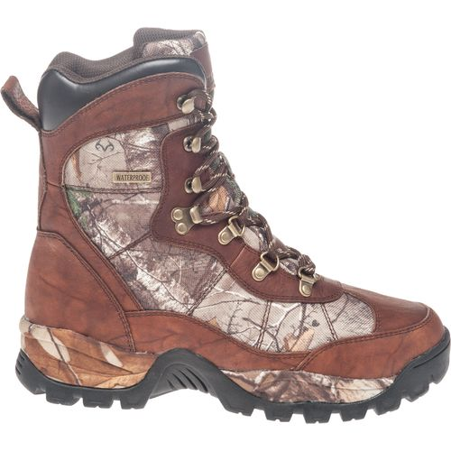 Game Winner  Men s All-Terrain Camo 4 BX Hunting Boots