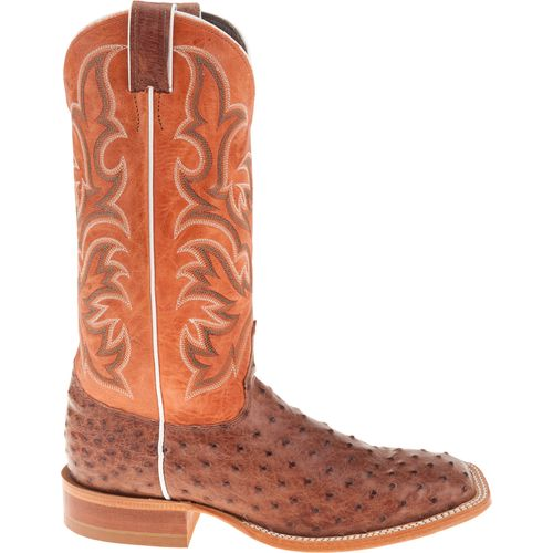 Display product reviews for Justin Men's AQHA Remuda® Vintage Full Quill Ostrich Western Boots