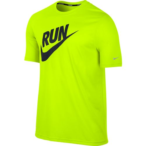 Nike Men s Legend Run Swoosh T-shirt