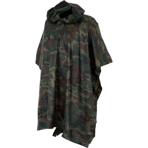 Game Winner Adults' Camo Poncho - view number 1
