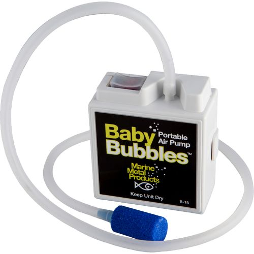 Display product reviews for Marine Metal Products Baby Bubbles 1.5V Air Pump