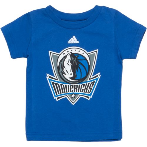 Image for adidas Toddler Boys' Dallas Mavericks Primary Logo T-shirt from Academy