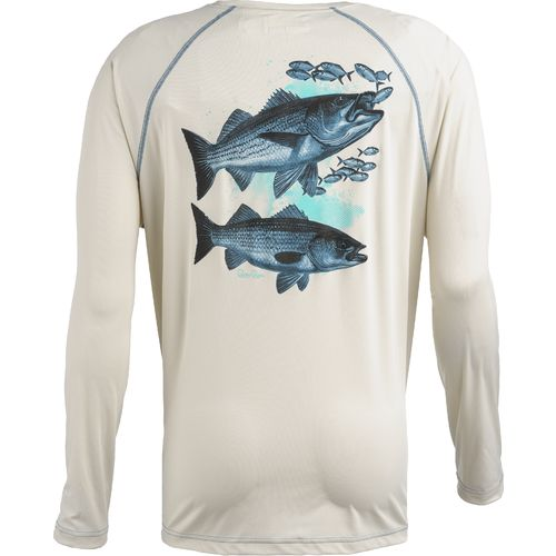 Magellan Outdoors  Men s Carey Chen Moisture Management Long Sleeve T-shirt