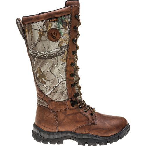 Game Winner  Men s Snake Shield Defender II Hunting Boots