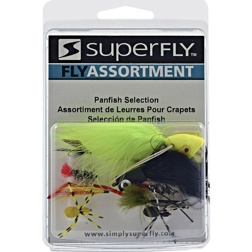 Superfly Panfish Assortment - view number 1