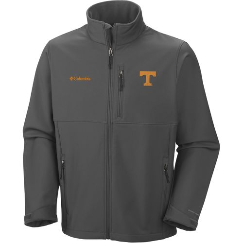 Columbia Sportswear Men s University of Tennessee Collegiate Ascender  Softshell Jacket