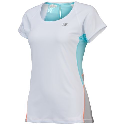 New Balance Women's NB ICE Short Sleeve Running T-shirt