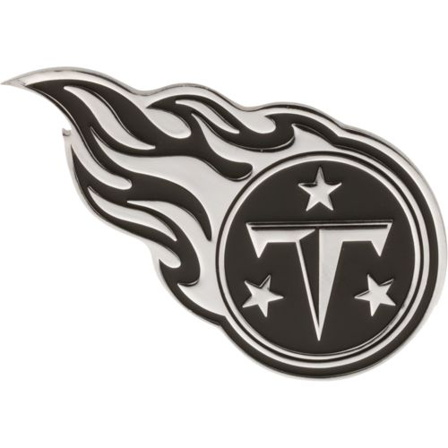 Stockdale Tennessee Titans Chrome Auto Emblem - view number 1