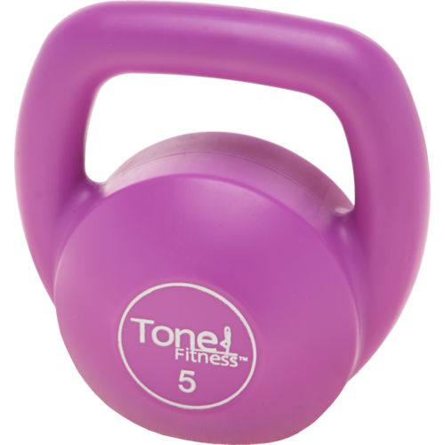 Display product reviews for Tone Fitness Cement Filled Kettlebell