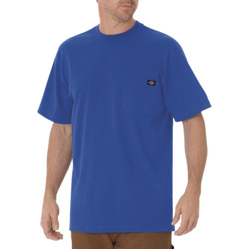 Dickies Men's Short Sleeve Heavyweight Crew Neck T-shirt