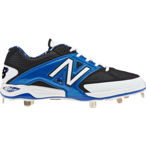 Image for New Balance Men's 4040v2 Low Baseball Cleats from Academy