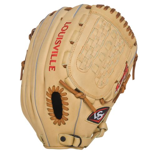 "Display product reviews for Louisville Slugger 125 Series 12.5"" Baseball Glove Left-handed"