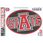 "Stockdale Arkansas State University 5"" x 7"" Repositionable Decal"