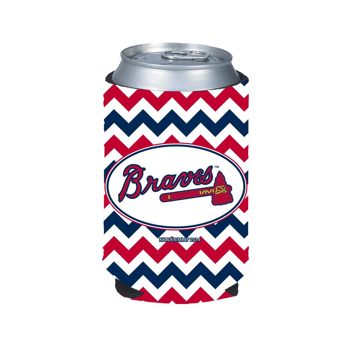 Kolder Atlanta Braves Chevron Kaddy free shipping