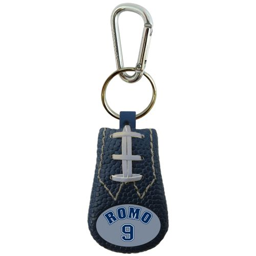 GameWear Dallas Cowboys Tony Romo #9 NFL Jersey Football Key Chain - view number 1