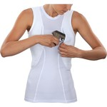 5.11 Tactical Women's Sleeveless Holster Shirt - view number 1