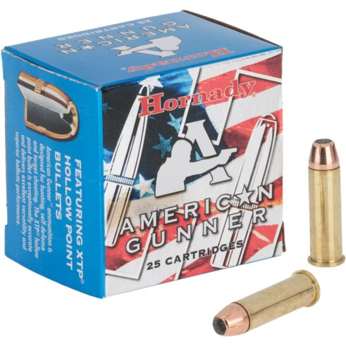 Display product reviews for Hornady XTP American Gunner .38 Special 125-Grain Handgun Ammunition