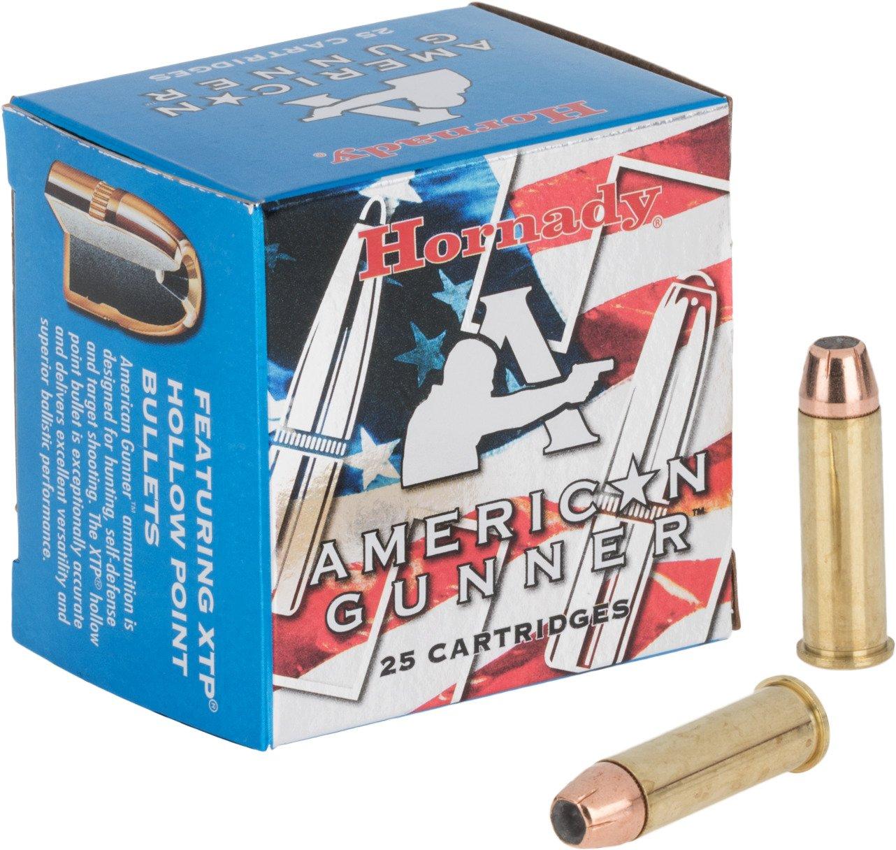 Hornady XTP American Gunner .38 Special 125-Grain Handgun Ammunition