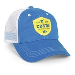 Costa Del Mar Adults' Shield Trucker Hat
