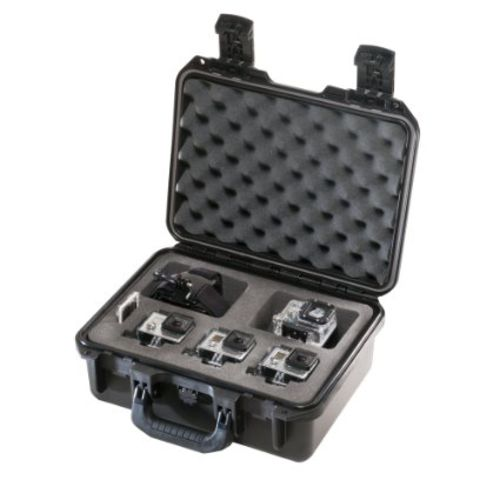 Pelican ProGear Foam Set Triple Action Camera Storm