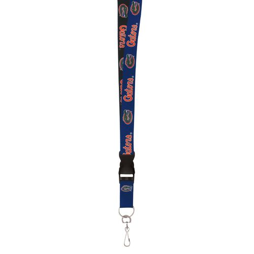Display product reviews for NCAA University of Florida 2-Tone Lanyard