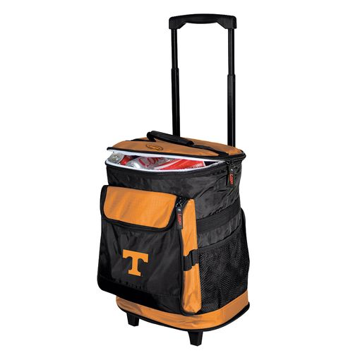 Logo™ University of Tennessee 48-Can Rolling Cooler - view number 1
