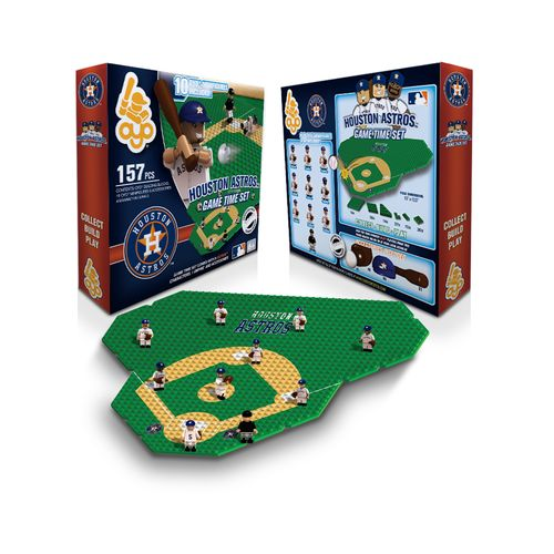 OYO Sports Houston Astros Game Time Set