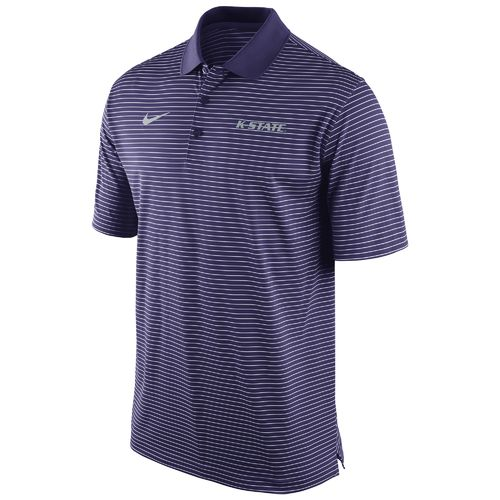 Nike Men's Kansas State University Stadium Performance Polo Shirt