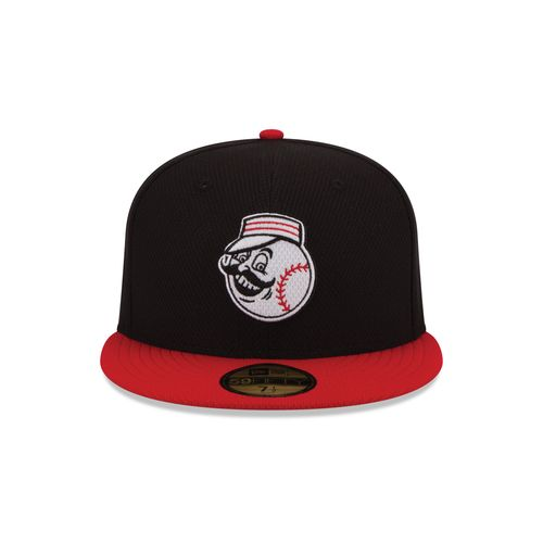 New Era Men's Cincinnati Reds 2015 Road Diamond Era Cap