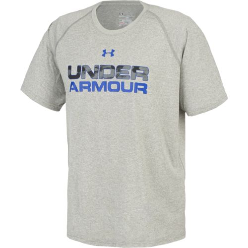 Under Armour Men's Wordmark T-shirt - view number 1