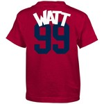 NFL Boys' Houston Texans J.J. Watt #99 Whirlwind T-shirt