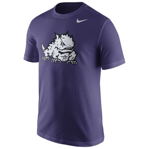 Nike™ Men's Texas Christian University Logo T-shirt