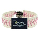 GameWear Tampa Bay Rays Wordmark Baseball Bracelet