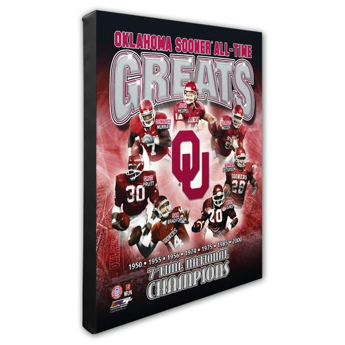 "Photo File University of Oklahoma All-Time Greats 8"" x 10"" Composite Photo"