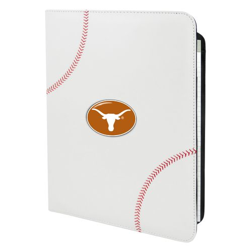 GameWear University of Texas Classic Baseball Portfolio with Notepad