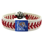 GameWear Adults' University of Memphis Classic Baseball Bracelet