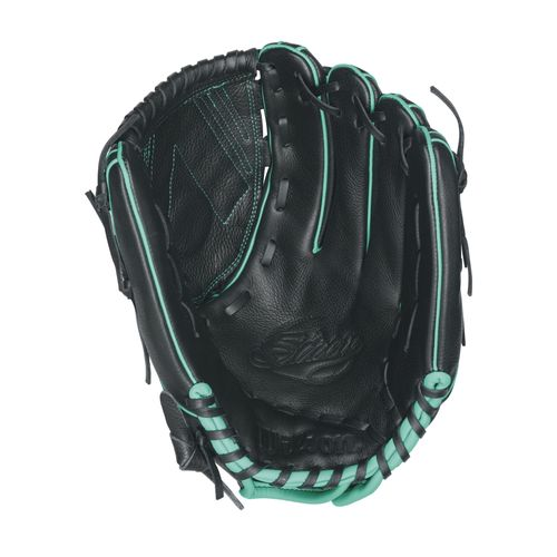 "Display product reviews for Wilson Girls' Siren 12.5"" Fast-Pitch Softball Glove"