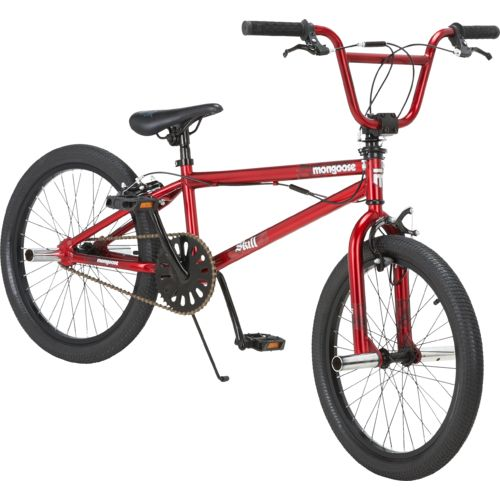 Mongoose® Boys' Skill 20' Freestyle Bicycle