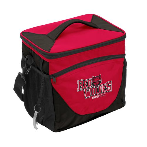 Logo™ Arkansas State University 24-Can Cooler