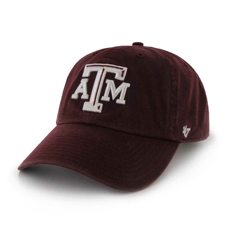 '47 Men's Texas A&M University Cleanup Cap